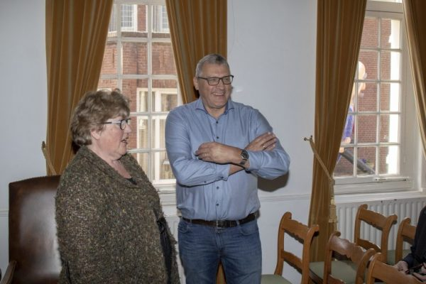Opening tentoonstelling Zuinigheid en hergebruik 7 april 2018