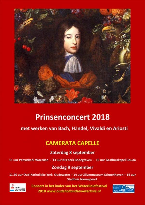 Prinsenconcert 2018
