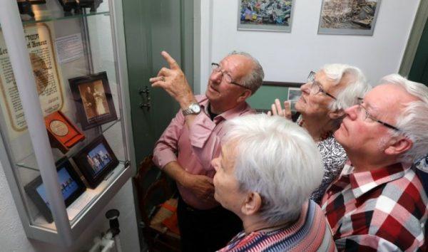 Yad Vashem onderscheiding voortaan in museum Nieuwpoort