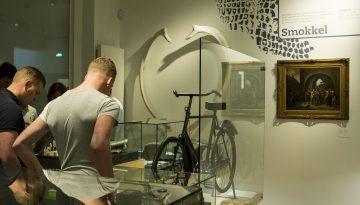 Excursie Belasting en Douane museum