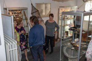 Opening tentoonstelling Visserij en Walvisvaart 31 maart 2019