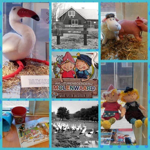 Geschiedenis Ooievaarsdorp en Avonturenboerderij