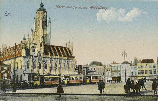 Excursie naar Middelburg en Ouwerkerk